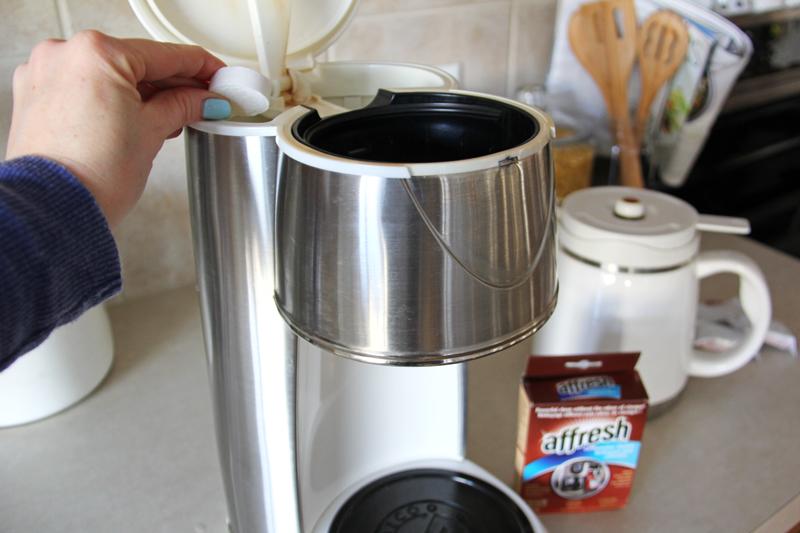 3Affresh Coffeemaker Cleaner