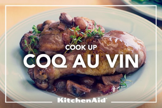 Coq au vin blog united we createblog united we create coq au vin literally rooster in red wine is one of the most famous french dishes and a beloved comfort food from the burgundy region forumfinder Image collections