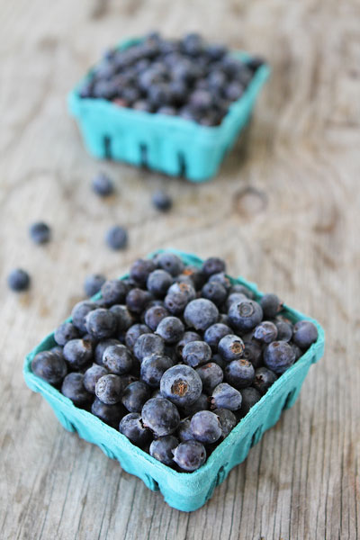 Blueberries Recipes