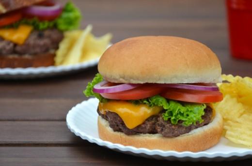 Burger Hero 520x343