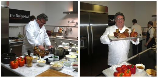Daily Meal Kitchen David Burke
