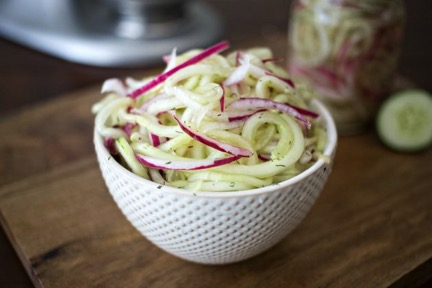 Easy-Cucumber-Salad