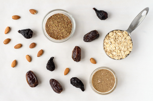 Fig-and-Almond-Energy-Bites-Ingredients