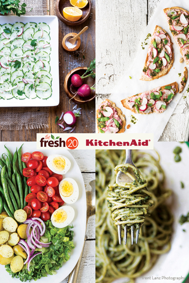 Fresh 20 Ingredients Pesto Recipe
