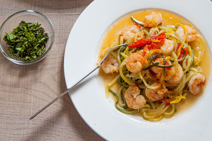 Garlic-Zuccnini-Zoodles-In-My-Own-Style_Blog