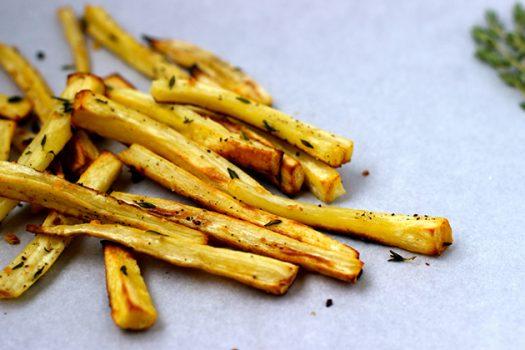 HERO  Thyme Roasted Parsnip Fries blog