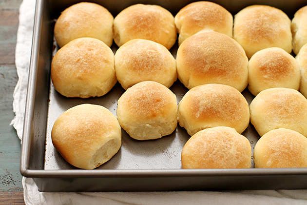 Parker House Rolls Blog United We Createblog United We