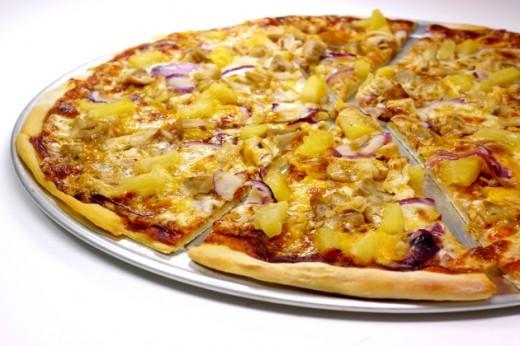 Homemade Pizza Party Recipe