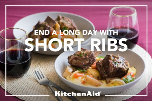 KitchenAid Short Ribs Feature