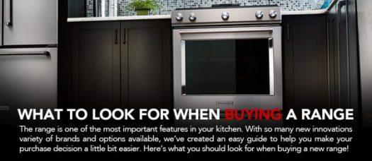 KitchenAid Cooking Buying Guide