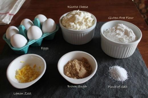 Gluten-Free Ricotta Pancakes Recipe