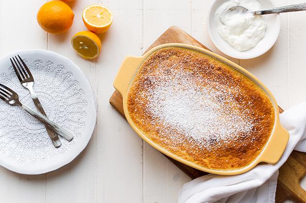Meyer Lemon Buttermilk Pudding Liren Baker for KitchenAid DSC 7758