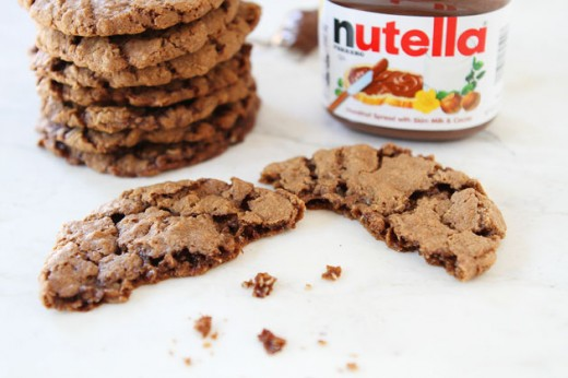 Nutella-Oatmeal-Cookies-9