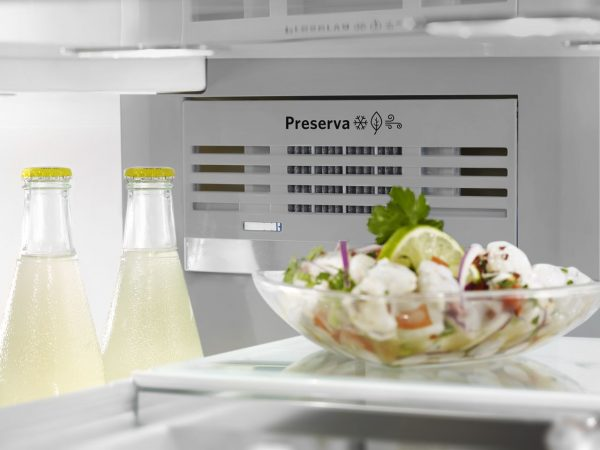 Refrigerator Interior with Preserva® Food Care System