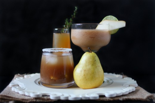 Pear Drinks RS 520x346