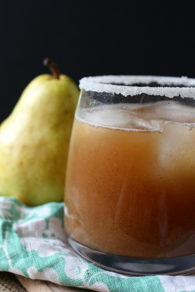 Pear Drinks Recipe