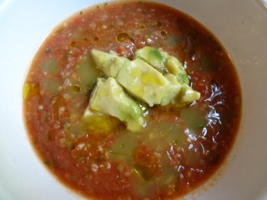 Tomato Gazpacho Recipe