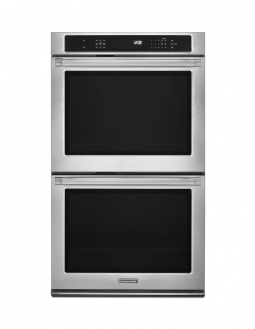 Kitchenaid 174 30 Inch Convection Double Wall Oven Pro Line
