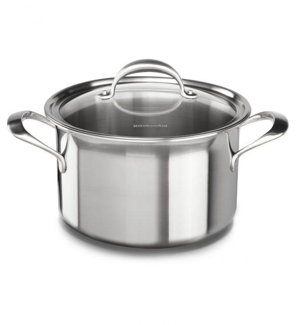 Kitchenaid 174 Copper Core 8 Quart Stockpot With Lid Blog