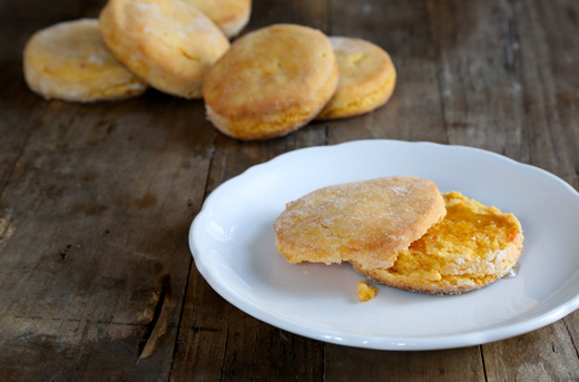 GLUTEN FREE SWEET POTATO BISCUITS - BLOG: UNITED WE CREATE