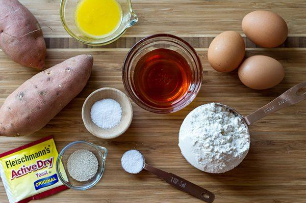 Sweet Potato Challah - Liren Baker for KitchenAid