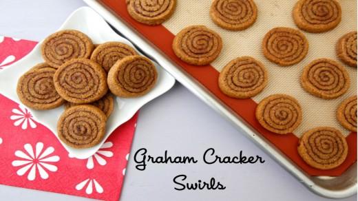 Graham Cracker Swirl Recipe