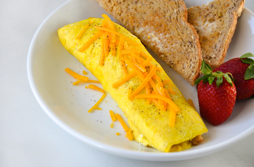 omelet beauty