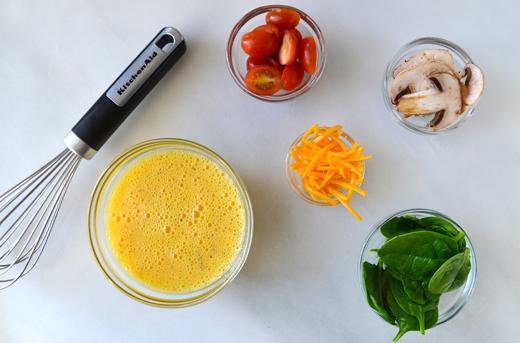 omelete-mise-en-place