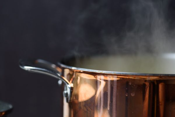soup-boiling